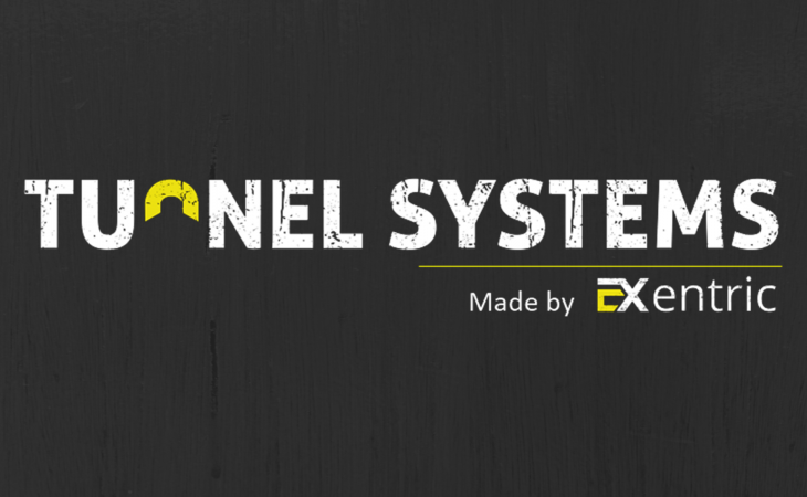 tunnel systems by exentric